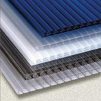 Сотовый поликарбонат - незаменимый материал для навесов