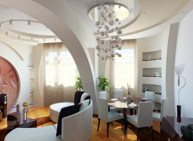 - Decoration platre couloir ...