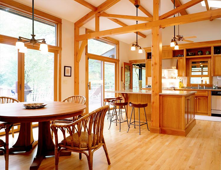 кухня-столовая-в-загородном-доме