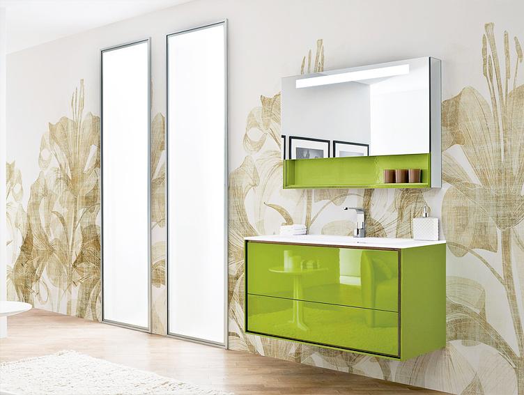 Покраска стен в ванной