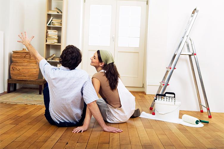 С чего начинается ремонт комнаты своими руками